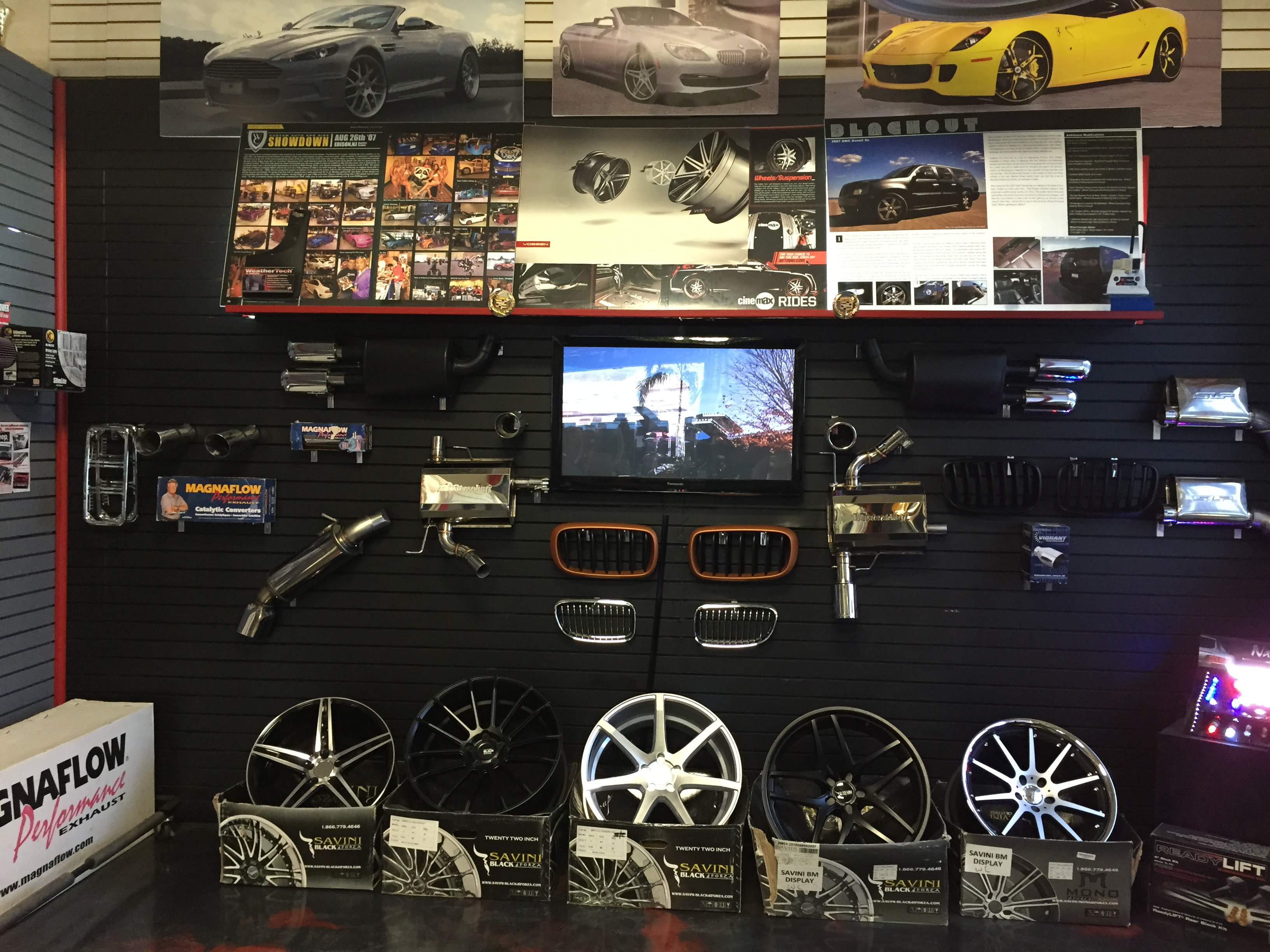 Shop Car Accessories in Staten Island, NY :: Wil John's Tire ...